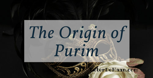 The Origin of Purim