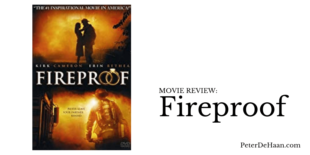 Movie Review: Fireproof