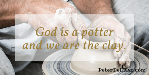 God as a Potter