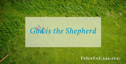 God is the Shepherd