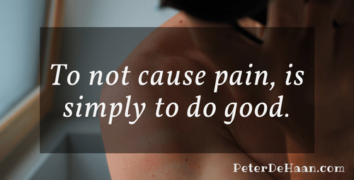 Jabez Asks God: Not Cause Pain/Do Good