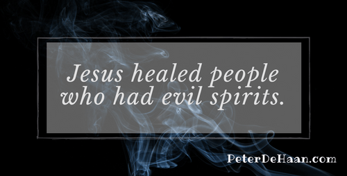 What's the Deal with Evil Spirits?