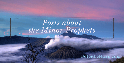 Posts about the Minor Prophets