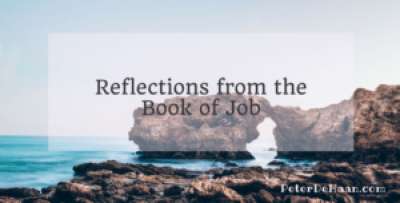 Reflections From the Book of Job