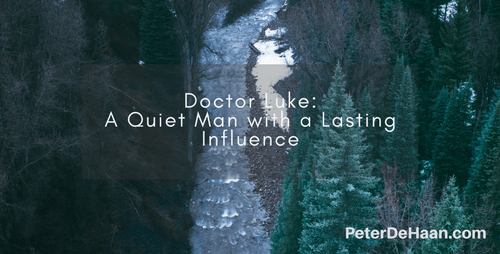Doctor Luke: A Quiet Man with a Lasting Influence