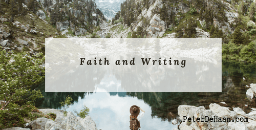 The Connections Between Faith and Writing