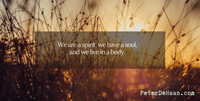 What Do You Think of The Spiritual Realm?