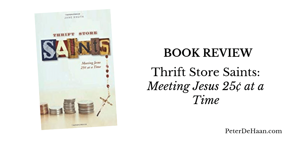 Book Review: Thrift Store Saints