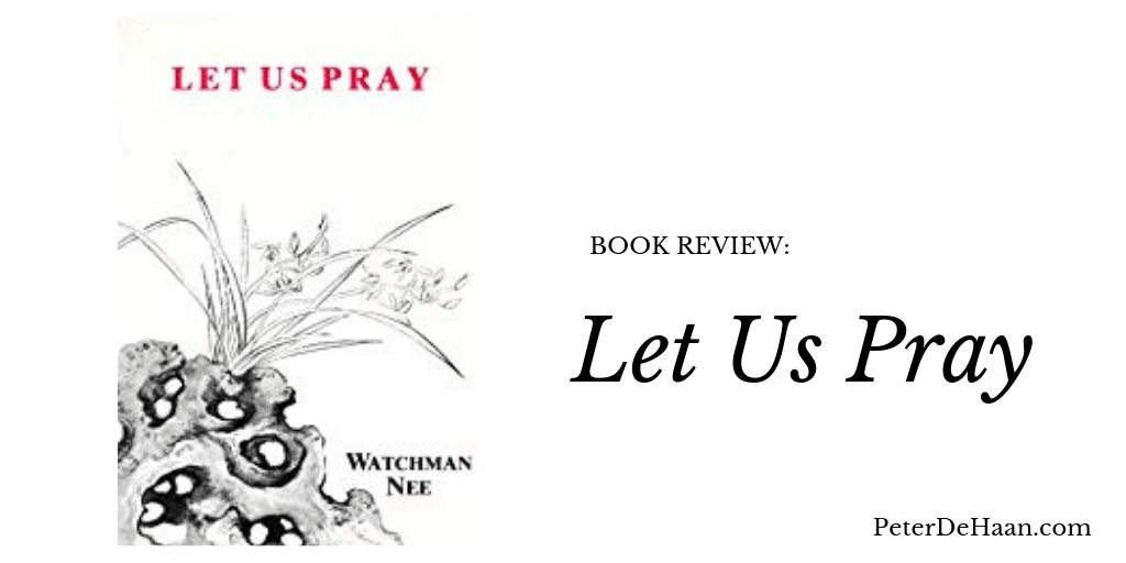 Book Review: Let Us Pray