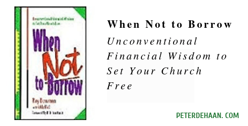 Book Review: When Not to Borrow