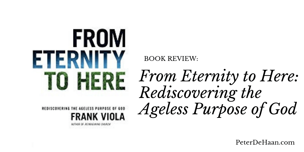 Book Review: From Eternity to Here