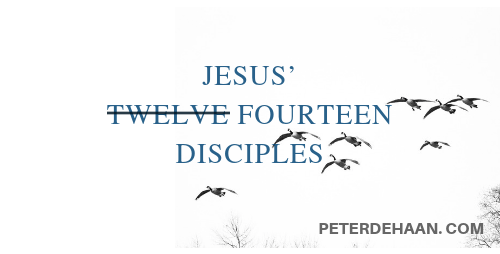 How Many Disciples Did Jesus Have?