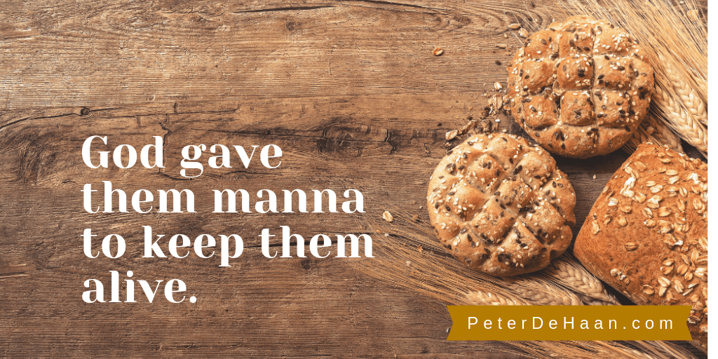 What's the Meaning of Manna?