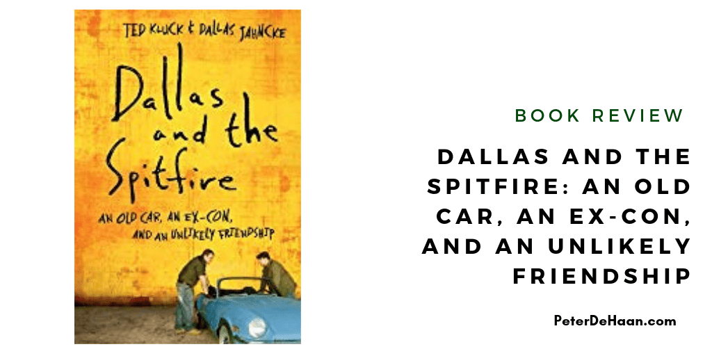 Book Review: Dallas and the Spitfire