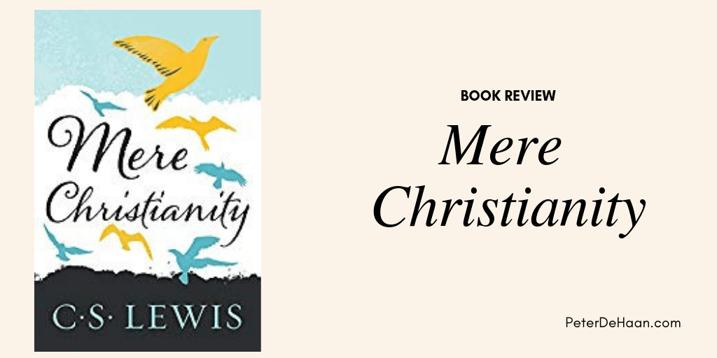 Book Review:  Mere Christianity