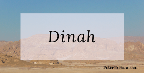 Women in the Bible: Dinah