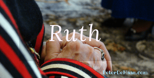 Women in the Bible: Ruth