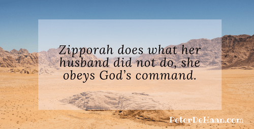 Women in the Bible: Zipporah