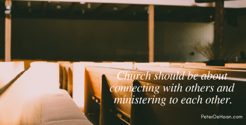 Do You Arrive at Church Early, On Time, or Late?