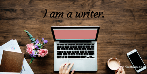 I Am a Writer—And Much More; Who Are You?