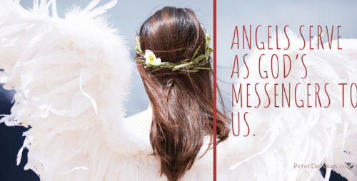 Do Angels Have Wings?