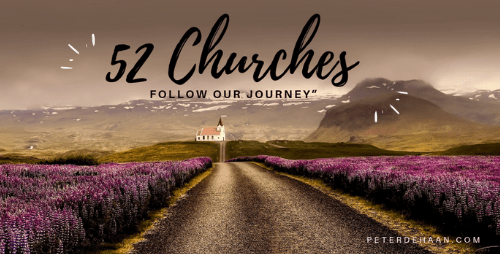 Three Noteworthy Things About Church (Visiting Church #47)