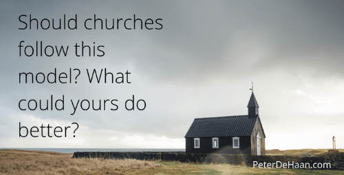 Do You Go To an Acts 2 Church?