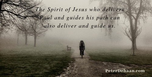 What is the Spirit of Jesus?