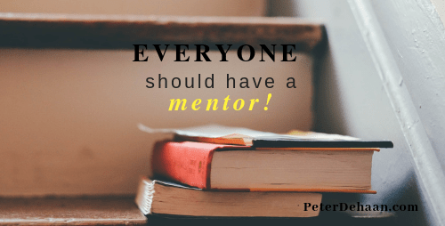 Do You Have a Spiritual Mentor?