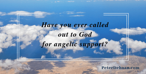 Are God's Angels Preparing Your Way?