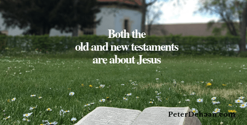 The Bible Points Us to Jesus