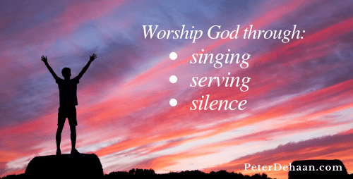 3 Ways to Worship God