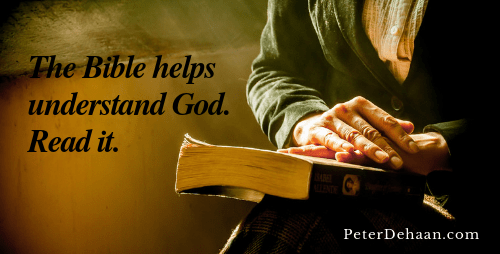 The Bible Informs Our Understanding of God
