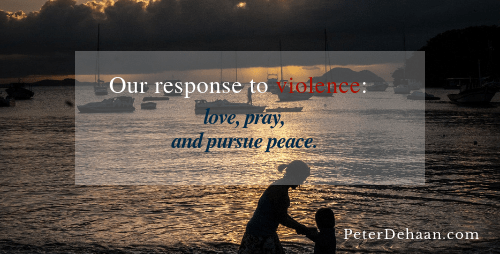 How Can We Reconcile Violence in the Bible?