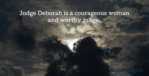 Deborah: A Reluctant Hero