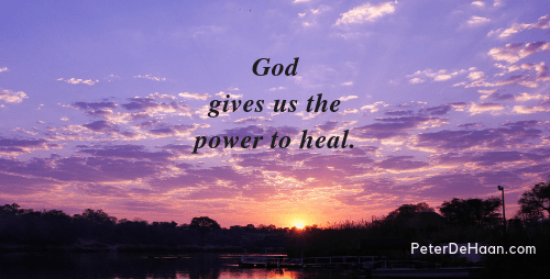 3 Unusual Examples of God's Healing Power