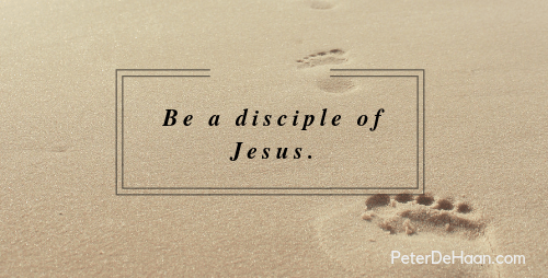 Should Christians Follow Jesus, Be His Disciple, or Go as a Missionary?
