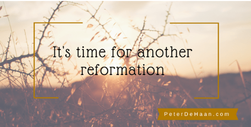 Jesus Comes to Lead a Spiritual Rebellion