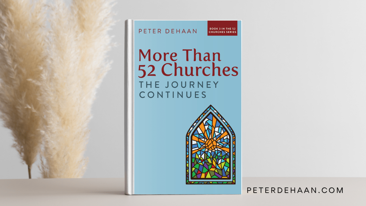 More Than 52 Churches: The Journey Continues