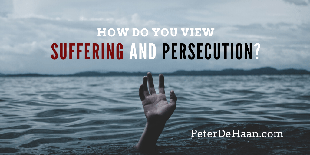 Is Suffering a Spiritual Discipline We Should Pursue?