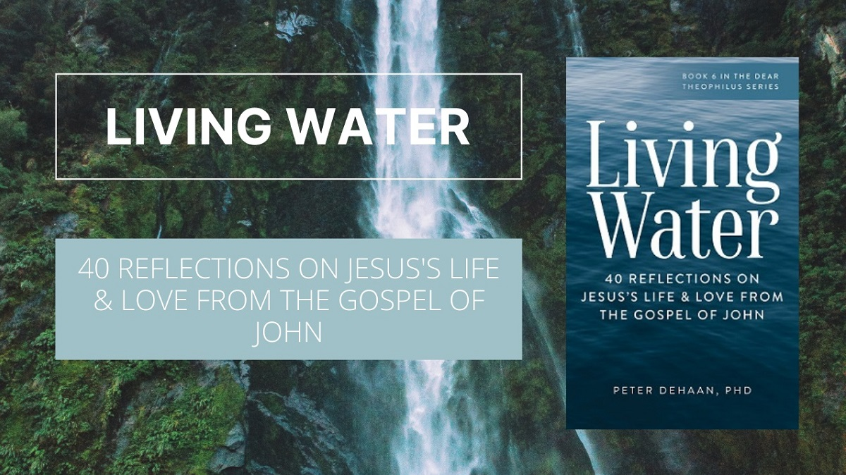 Book Release: Living Water
