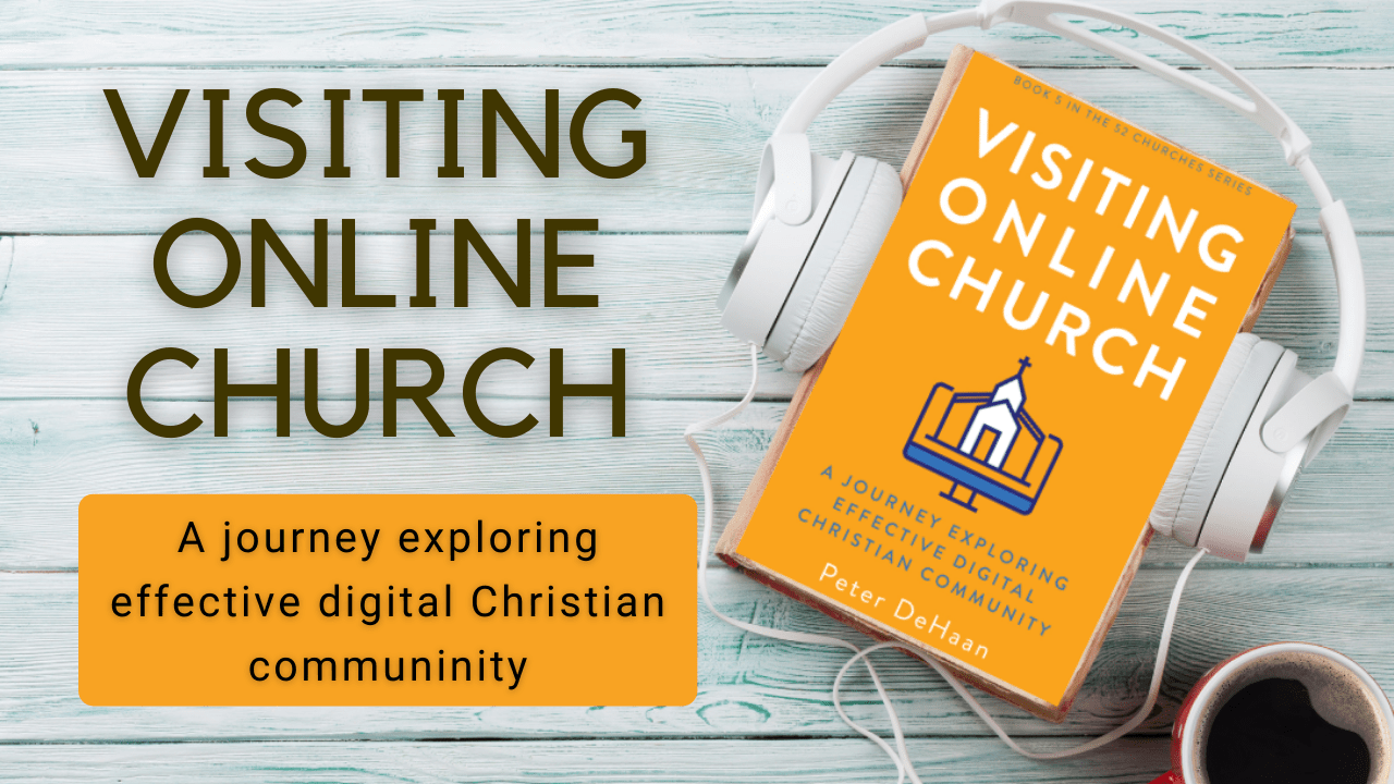 New Book: Visiting Online Church