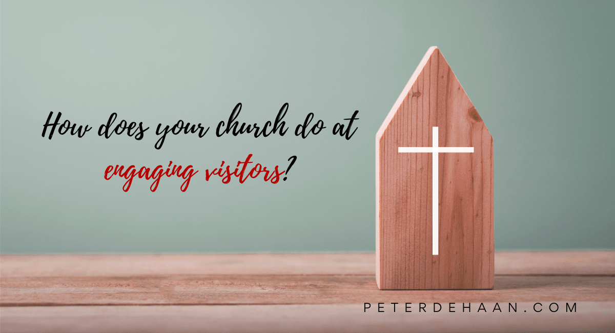 How to Be an Engaging Church