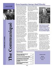 Custom Publishing from Peter DeHaan Publishing: The Communiqué - Customer Affinity Newsletter