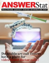Peter Lyle DeHaan covers healthcare call centers