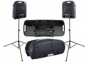 La sonorisation portable Peavey Escort 6000