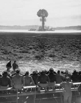Charlie test, 1952