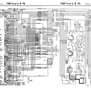 1968 Ford Mustang Wiring Guide
