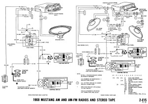 1968 Mustang Wiring Diagrams : Evolving Software