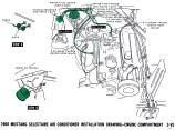 Air Conditioner Engine Compartment